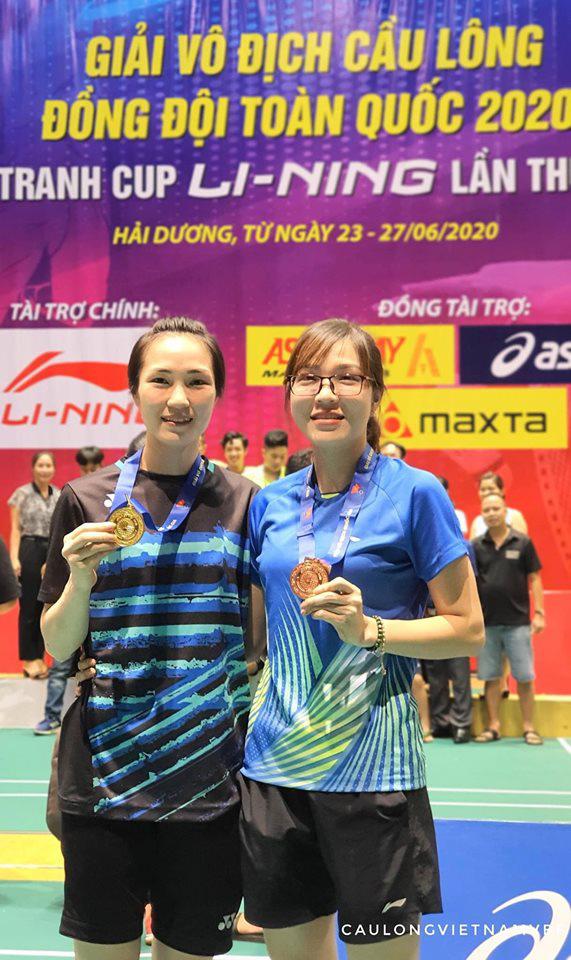 Giải vô địch cầu lông đồng đội toàn quốc và cảm xúc của người trong cuộc - Ảnh 3.