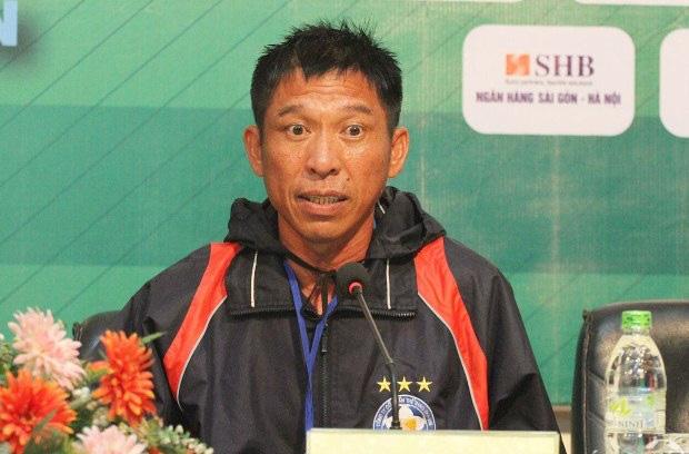 HLV Vũ Hồng Việt từ chức sau những thất bại liên tiếp của CLB Quảng Nam - Ảnh 2.
