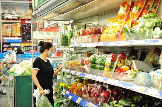Doanh thu bán lẻ hàng hóa và dịch vụ tiêu dùng tăng 27% - Ảnh 1.