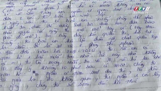 Thầy giáo dạy Sinh bị tố cáo dâm ô, ép nhiều nam sinh lớp 9 xem phim nóng và làm theo - Ảnh 2.