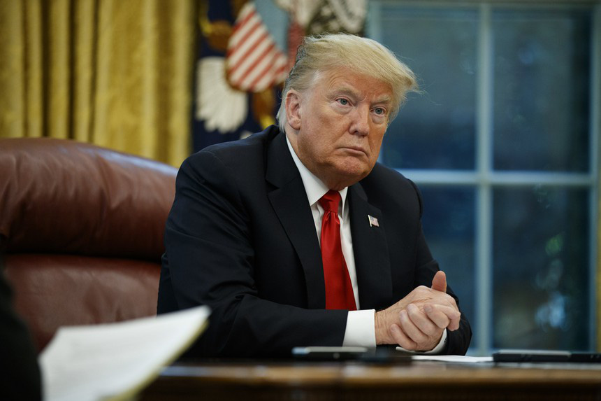 Vì sao Iran bất ngờ ban hành lệnh bắt giữ Tổng thống Mỹ Donald Trump? - ảnh 2