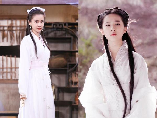 Angelababy suýt trở thành Tiểu Long Nữ của Vu Chính? - Ảnh 4.