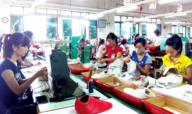 Liên kết chuỗi cung ứng da giày để tận dụng cơ hội từ EVFTA - Ảnh 2.