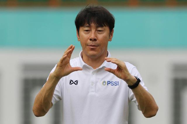 LĐBĐ Indonesia hòa giải với HLV Shin Tae-yong - Ảnh 3.
