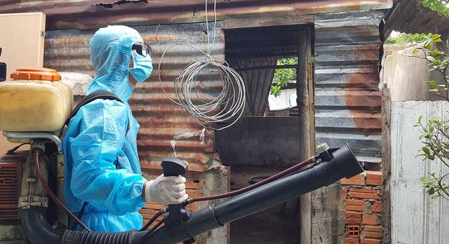 Hơn 1.750 trường hợp mắc sốt xuất huyết tại Bình Định - Ảnh 1.