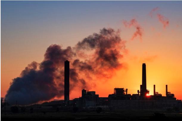 Nồng độ khí thải CO2 tăng trở lại mức kỷ lục - Ảnh 2.