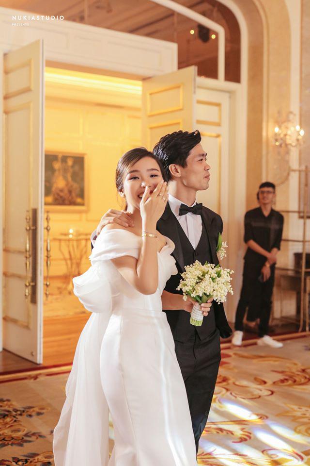 ẢNH: Công Phượng bảnh bao trong lễ đính hôn - Ảnh 9.