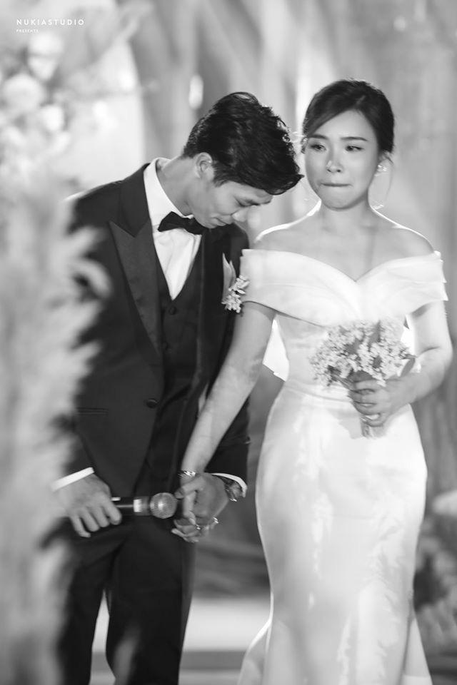 ẢNH: Công Phượng bảnh bao trong lễ đính hôn - Ảnh 7.