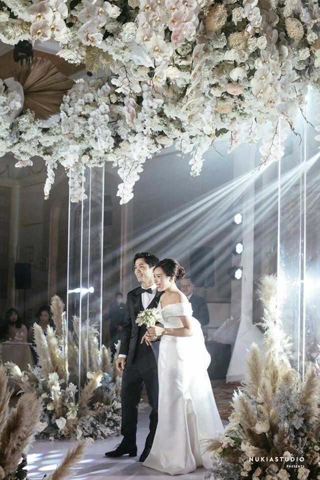 ẢNH: Công Phượng bảnh bao trong lễ đính hôn - Ảnh 4.
