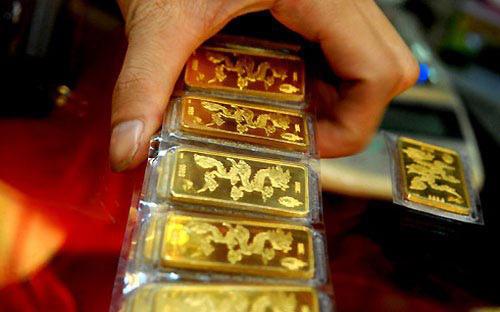 Giá vàng được tiếp sức, tiếp tục đà tăng - Ảnh 1.