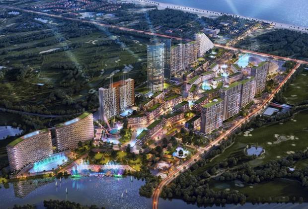 Dư địa lớn cho bất động sản nghỉ dưỡng ở khu kinh tế đặc biệt - Ảnh 1.