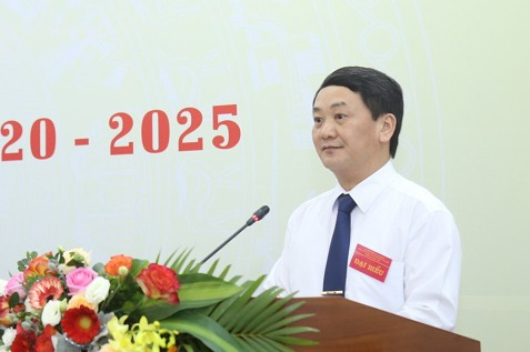 Ông Hầu A Lềnh tái đắc cử Bí thư Đảng bộ cơ quan Trung ương MTTQ Việt Nam - Ảnh 2.