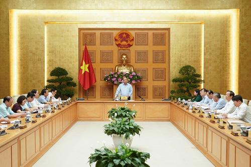 Thủ tướng Nguyễn Xuân Phúc: Kiên định mục tiêu kiểm soát lạm phát dưới 4% - ảnh 1