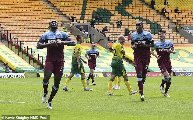 Norwich là đội đầu tiên xuống hạng tại Ngoại hạng Anh - Ảnh 1.