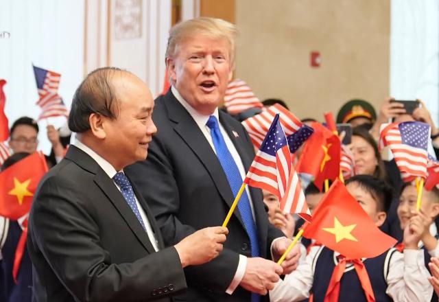 Lòng tin, nền tảng trong 25 năm quan hệ Việt Nam - Hoa Kỳ - Ảnh 1.