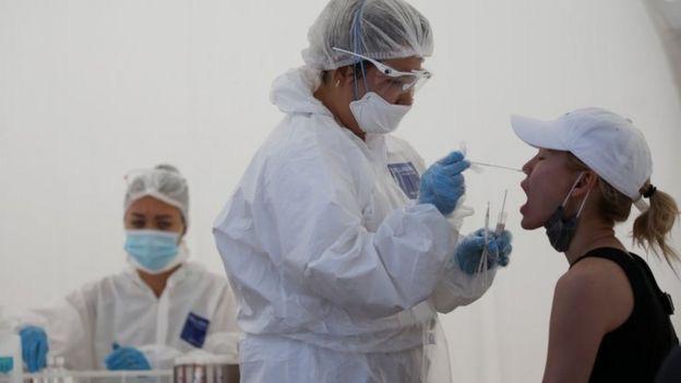 """Tranh cãi quanh """"Bệnh viêm phổi nguy hiểm hơn COVID-19"""" ở Kazakhstan - Ảnh 4."""