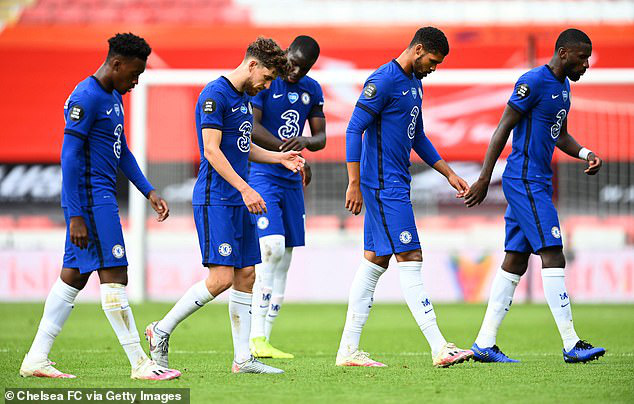 Lampard nói gì sau thảm bại trước Sheffield? - Ảnh 1.