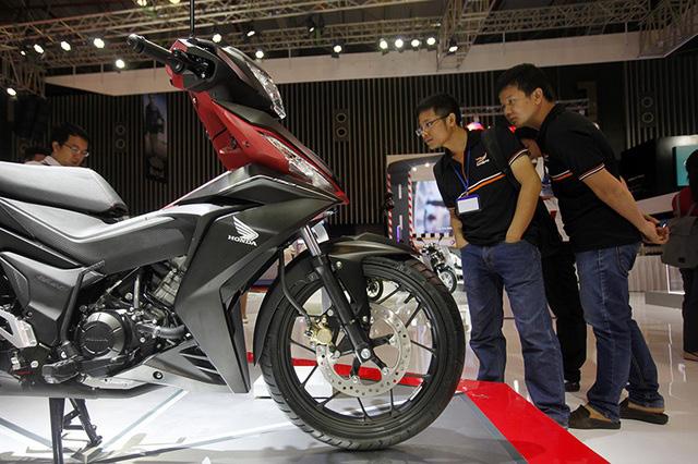 Doanh số bán xe máy ở Việt Nam giảm mạnh trong quý II - ảnh 1