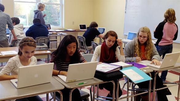 Báo chí Mỹ nói gì về yêu cầu các trường học tại Mỹ phải sớm mở cửa? - Ảnh 1.