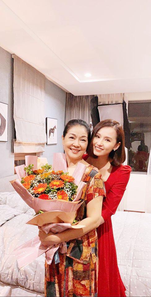 Lã Thanh Huyền chia tay đoàn làm phim Tình yêu và tham vọng - Ảnh 2.