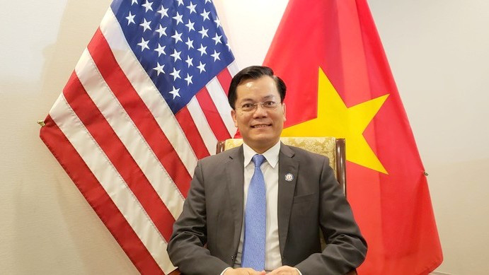 Vietnamese Ambassador to the US Ha Kim Ngoc