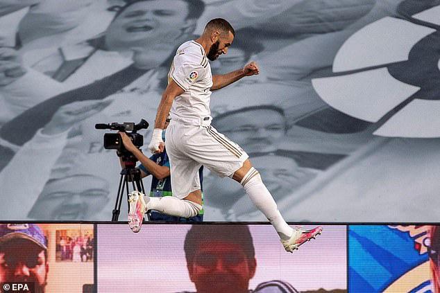 Real Madrid 2-1 Villarreal: Chức vô địch thứ 34! (Vòng 37 La Liga) - Ảnh 2.