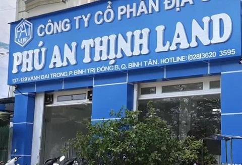 Bắt giam Tổng Giám đốc Phú An Thịnh Land vì lừa bán dự án ma - Ảnh 1.