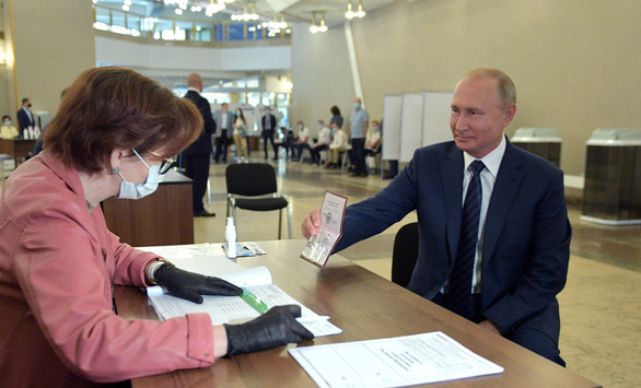 Ông Putin sẽ tham gia tranh cử nhiệm kỳ mới? - Ảnh 3.