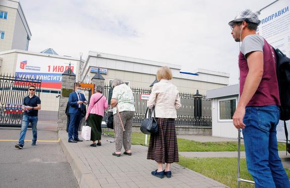 Ông Putin sẽ tham gia tranh cử nhiệm kỳ mới? - Ảnh 2.