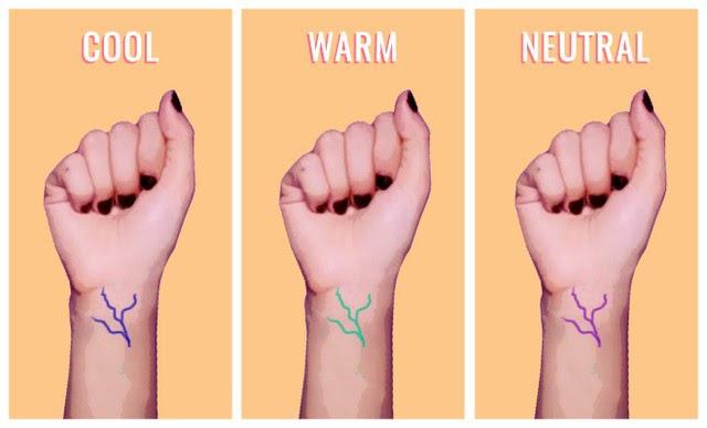 Da của bạn ấm, lạnh hay trung tính? - ảnh 3