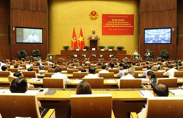 Đại hội Đảng và thách thức trục lợi chính sách - Ảnh 3.