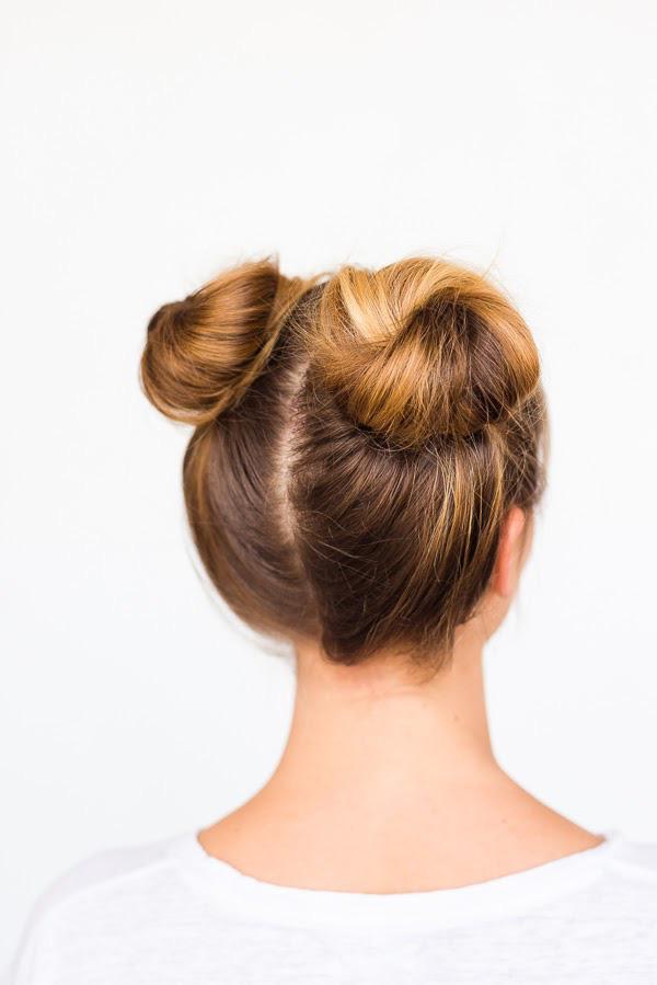 Thanh lịch hết cỡ với 5 kiểu tóc búi cực đơn giản - Ảnh 2.