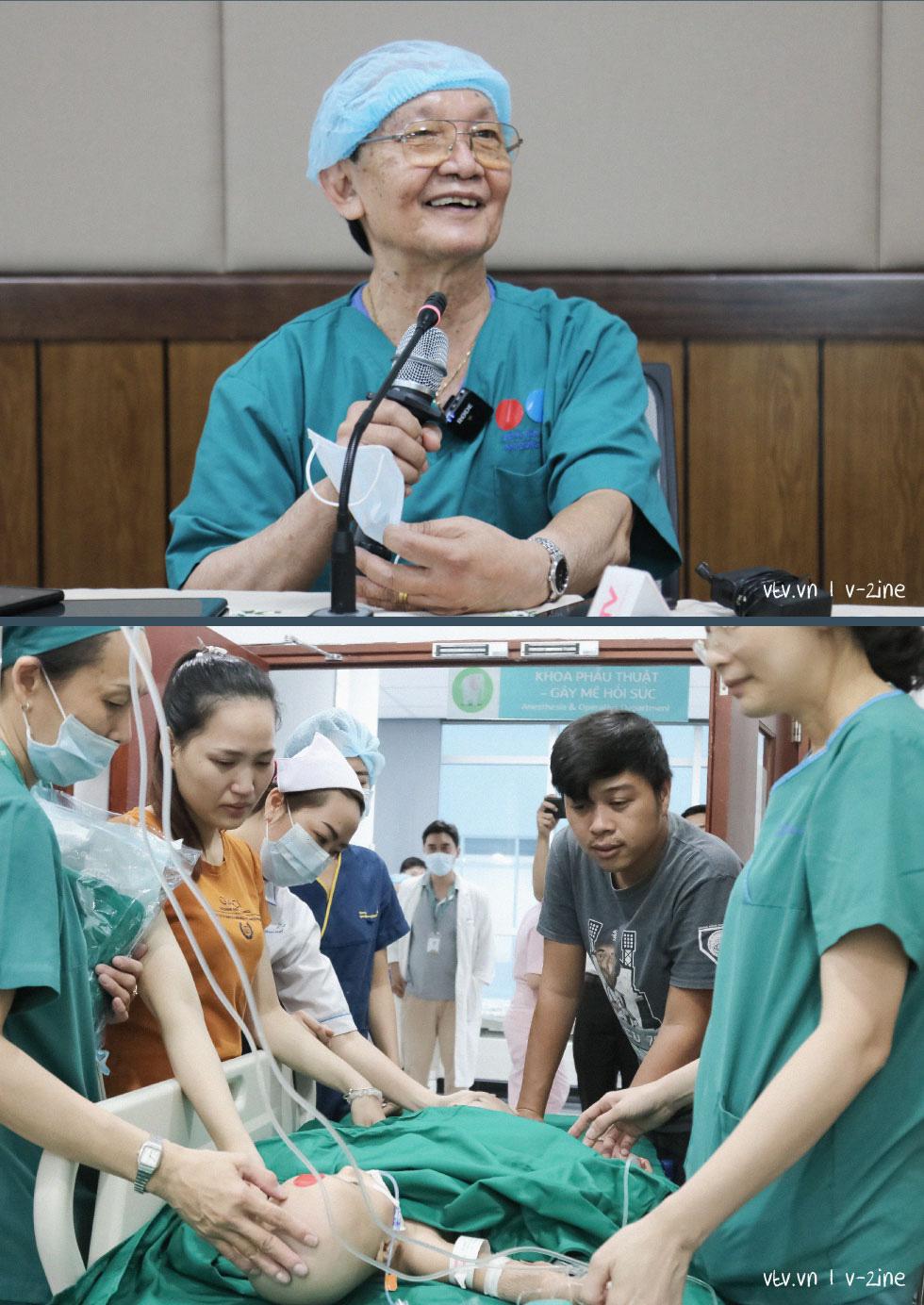 Từ kỳ tích Việt - Đức, Song Nhi đến ước mơ trẻ em ở đâu cũng được chăm sóc tốt nhất - Ảnh 15.