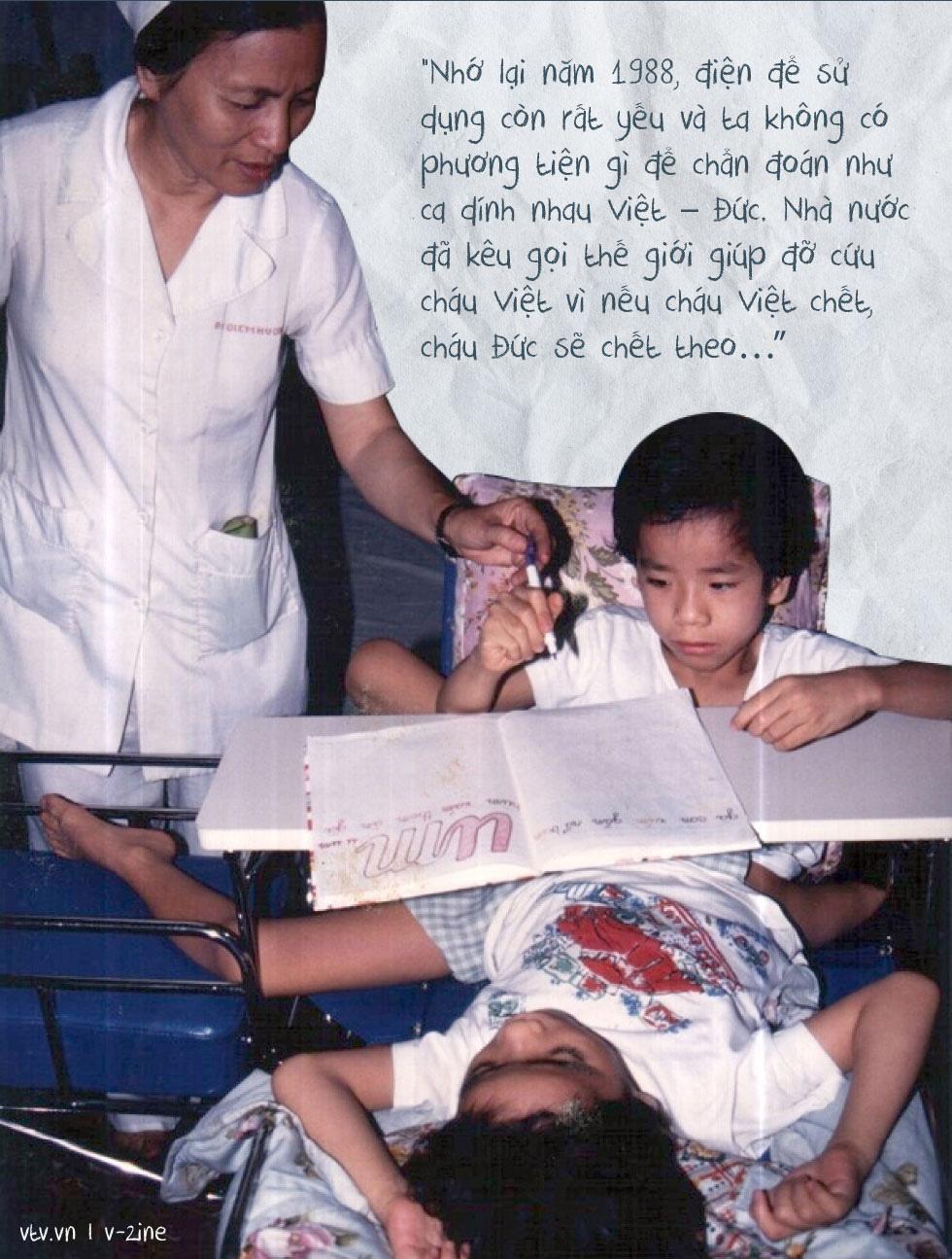 Từ kỳ tích Việt - Đức, Song Nhi đến ước mơ trẻ em ở đâu cũng được chăm sóc tốt nhất - Ảnh 6.