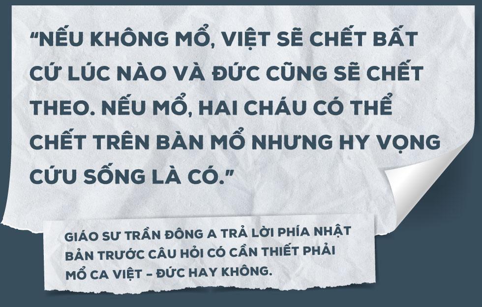 Từ kỳ tích Việt - Đức, Song Nhi đến ước mơ trẻ em ở đâu cũng được chăm sóc tốt nhất - Ảnh 7.