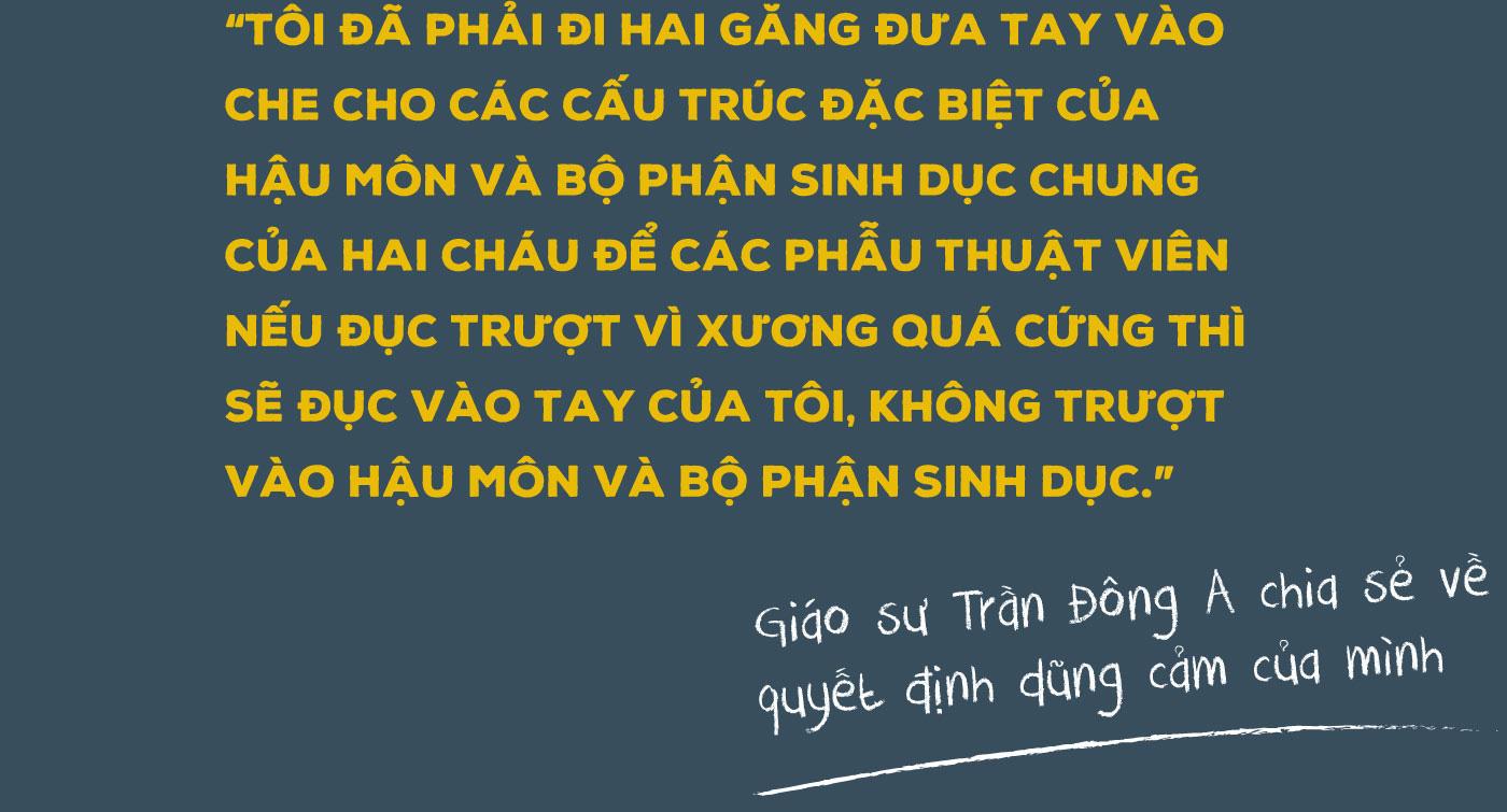 Từ kỳ tích Việt - Đức, Song Nhi đến ước mơ trẻ em ở đâu cũng được chăm sóc tốt nhất - Ảnh 8.