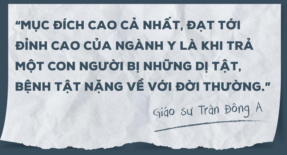 Từ kỳ tích Việt - Đức, Song Nhi đến ước mơ trẻ em ở đâu cũng được chăm sóc tốt nhất - Ảnh 10.