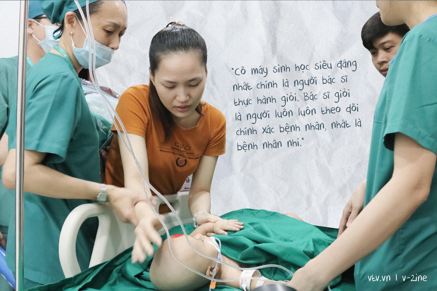 Từ kỳ tích Việt - Đức, Song Nhi đến ước mơ trẻ em ở đâu cũng được chăm sóc tốt nhất - Ảnh 16.