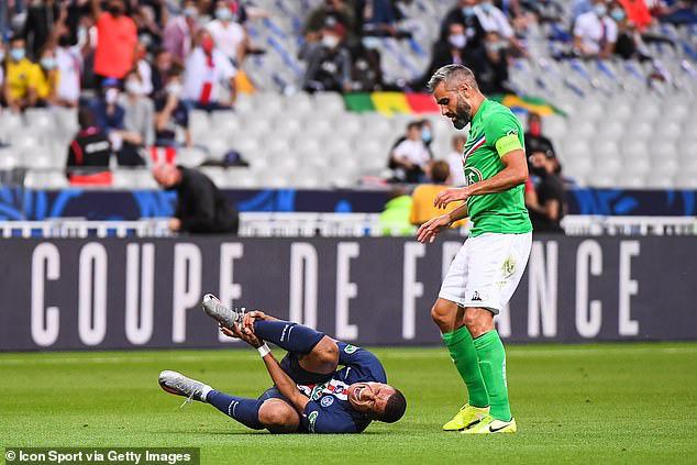 Neymar ghi bàn duy nhất, PSG vô địch cúp Quốc gia Pháp - Ảnh 2.