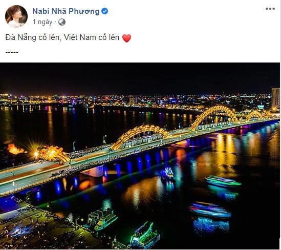 Đàm Vĩnh Hưng, Bảo Thanh và sao Việt đồng loạt cổ vũ Đà Nẵng chống dịch COVID-19 - Ảnh 6.