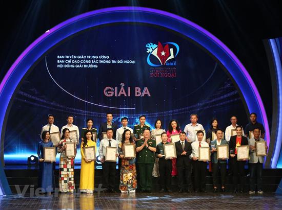 VTV giành 04 Giải thưởng toàn quốc về thông tin đối ngoại lần thứ VI - Ảnh 3.