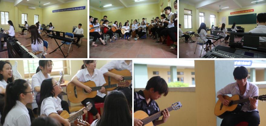 """Ngôi trường THPT giữa Hà Nội """"hoài cổ"""" nói không với điện thoại, lớp nam nữ riêng biệt - Ảnh 13."""