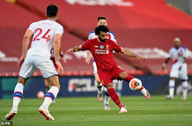 Thống kê dứt điểm: Salah nhiều nhất, Jamie Vardy hiệu quả nhất Ngoại hạng Anh - Ảnh 1.