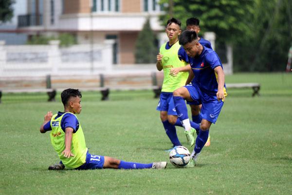 LĐBĐ Qatar mời ĐT U16 Việt Nam thi đấu giao hữu tại Doha - Ảnh 1.