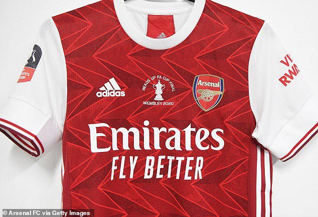 Xác định áo đấu của Arsenal và Chelsea trong trận chung kết Cúp FA - Ảnh 2.