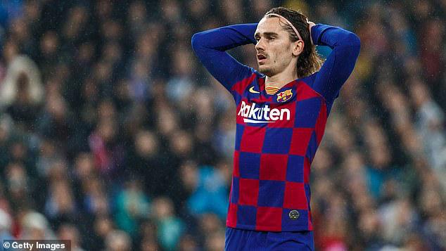 Barcelona tính đổi Griezmann lấy 2 ngôi sao của Juventus - Ảnh 1.