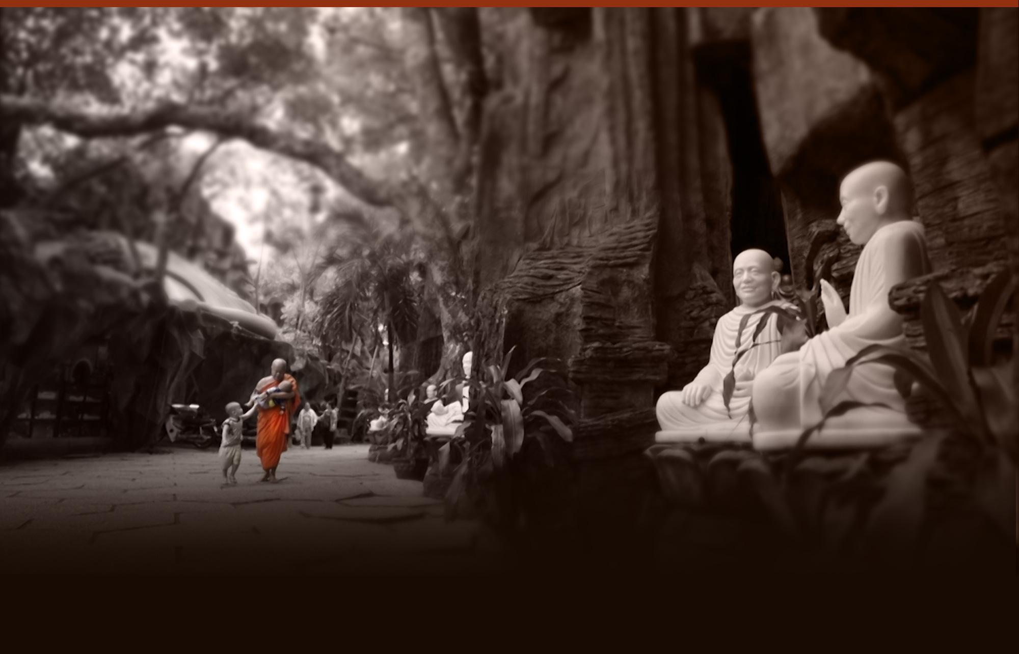 Nơi Phật độ hàng trăm thiên thần - Ảnh 2.