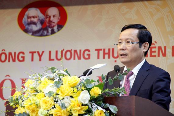 Tổng công ty Lương thực miền Bắc giữ vững vị trí đơn vị xuất khẩu gạo hàng đầu nhà nước - Ảnh 2.