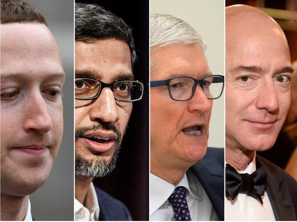 Cuộc điều trần trước quốc hội sẽ làm gì được tứ đại gia công nghệ Mỹ? - ảnh 1