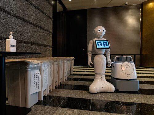Đội bóng chày Nhật Bản dùng robot thay cho CĐV - Ảnh 6.